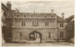 ABBEY GATEWAY, GREAT MALVERN
