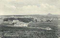 GULLANE FROM THE HILL