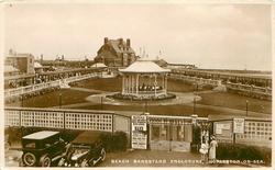 BEACH BANDSTAND ENCLOSURE