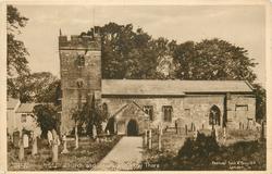 CHURCH AND VICARAGE