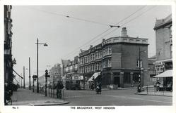 THE BROADWAY, WEST HENDON