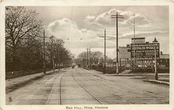 RED HILL, HYDE