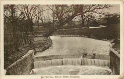 WATERFALL, COLIN DEEP