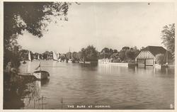 THE BURE AT HORNING