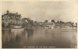 THE MOORINGS ON THE BURE