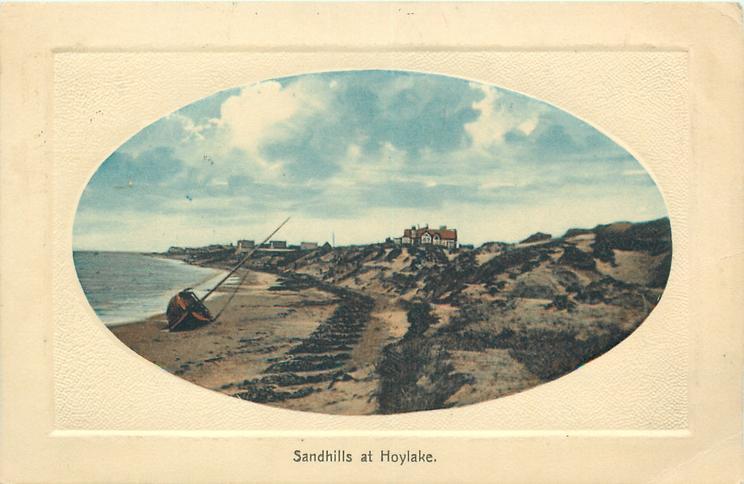 SANDHILLS AT HOYLAKE