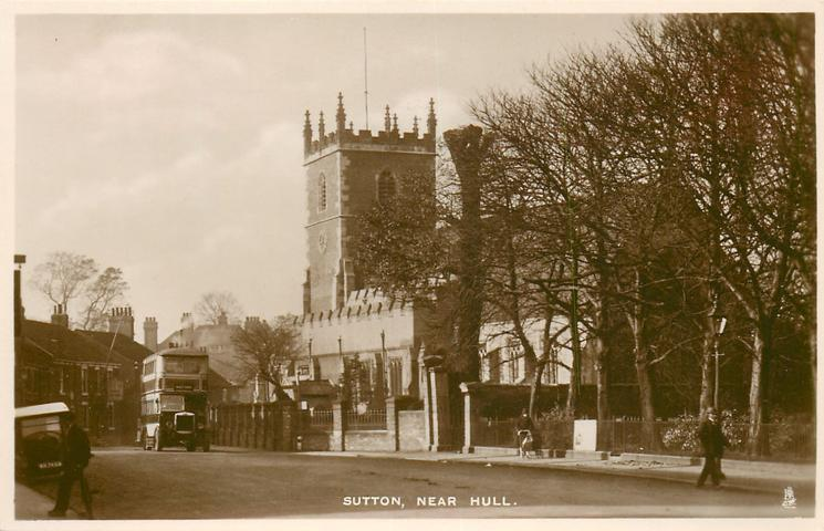 SUTTON, NEAR HULL