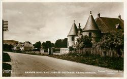RANNES HALL AND JUBILEE COTTAGES