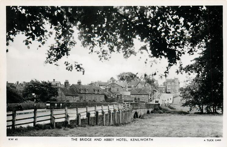 THE BRIDGE & ABBEY HOTEL