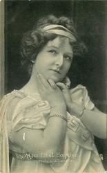 MISS ETHEL HAYDEN