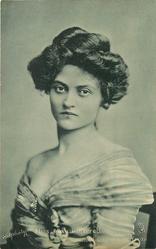 MISS MAUDI DARRELL