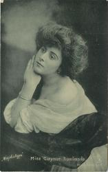 MISS GAYNOR ROWLANDS