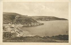 PORT SODERIC, I.O.M.(now Port Soderick)