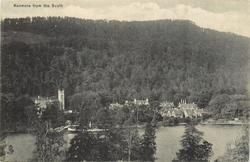 KENMORE FROM THE SOUTH