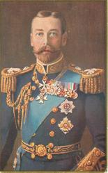 HIS MOST EXCELLENT MAJESTY GEORGE V.