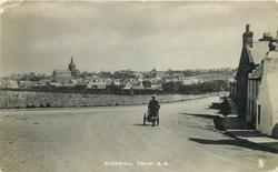 KIRKWALL FROM S.W.