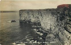 MARWICK HEAD AND BROUGH OF BIRSAY, ORKNEY