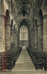 NORTH AISLE, ST. MAGNUS CATHEDRAL