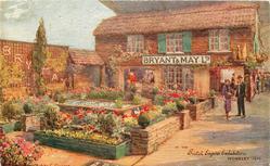 BRYANT & MAY AT THE BRITISH EMPIRE EXHIBITION, WEMBLEY 1925