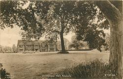 GRIMSHAW HALL