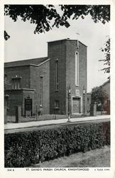 ST. DAVID'S PARISH CHURCH