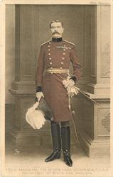 FIELD MARSHAL THE RIGHT HON. EARL KITCHENER,P.C.,K.P. SECRETARY OF STATE FOR WAR, 1914