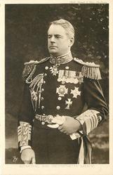 ADMIRAL SIR HEDWORTH MEUX