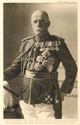FIELD MARSHAL SIR JOHN FRENCH,G.C.B.,G.C.V.O.,K.C.M.G. IN COMMAND OF THE EXPEDITIONARY FORCES, 1914