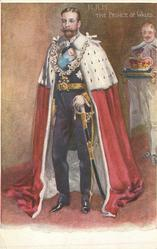 H.R.H. THE PRINCE OF WALES