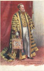 THE CHANCELLOR OF THE EXCHEQUER (SIR MICHAEL HICKS-BEACH)