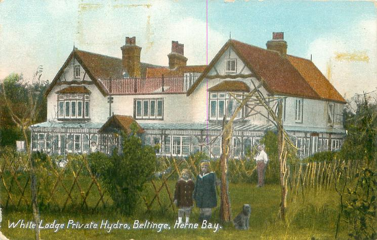 WHITE LODGE PRIVATE HYDRO, BELTINGE