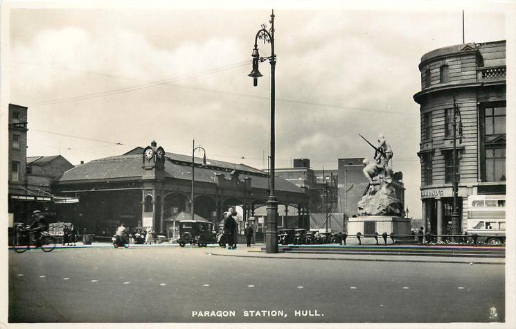 PARAGON STATION