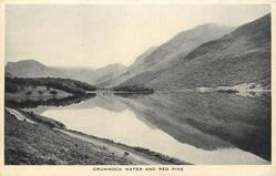 CRUMMOCK WATER AND RED PIKE