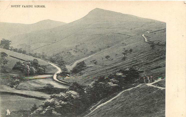 MOUNT FAMINE
