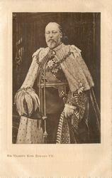 HIS MAJESTY KING EDWARD VII.