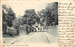 """""""RING O'BELLS"""", OLD VILLAGE, WEST KIRBY"""