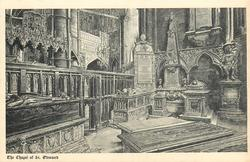 THE CHAPEL OF ST. EDMUND