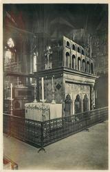 SHRINE OF ST. EDWARD, KING AND CONFESSOR