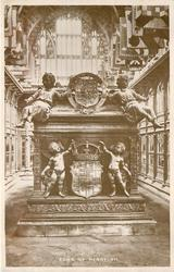 TOMB OF HENRY VII.