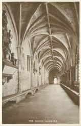 THE SOUTH CLOISTER