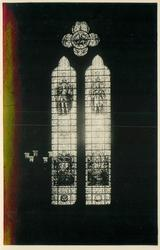 THE Y.M.C.A. WINDOW