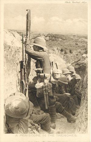 A PERISCOPE IN THE TRENCHES