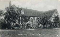 BEELEIGH ABBEY, EAST FRONT