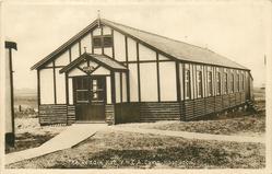 THE REDDIN HUT, Y.M.C.A. CAMP