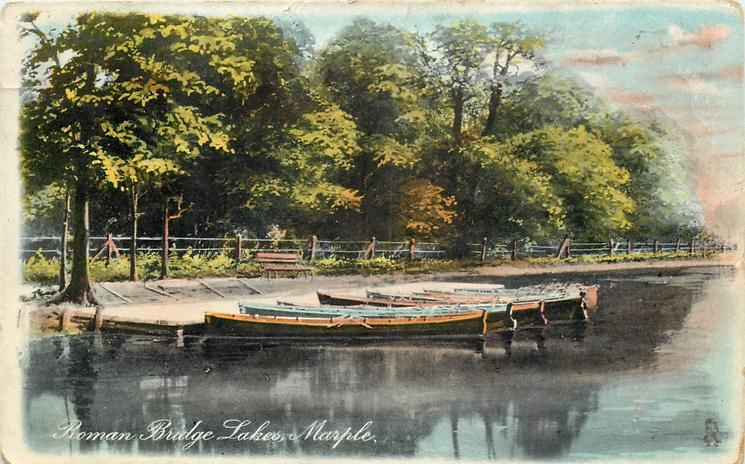 ROMAN BRIDGE LAKES, MARPLE
