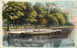 ROMAN BRIDGE LAKES, MARPLE