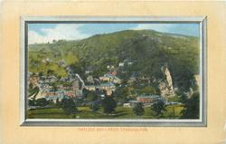 MATLOCK BATH FROM STARKHOLMES