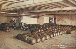 CORNER OF BULMER'S CASK FILLING ROOM, HEREFORD