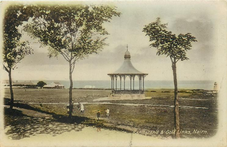 BANDSTAND & GOLF LINKS