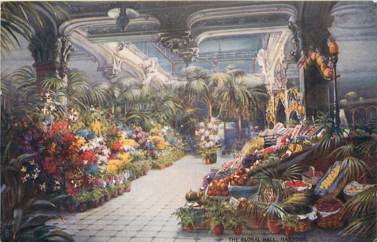 THE FLORAL HALL